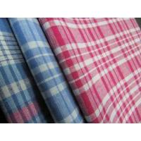China yarn dyed cotton linen blended fabric for shirt LZ6416 on sale