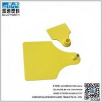 Chinese high quality big size gps cattle ear tags