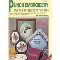 China (2145)Punch Embroidery with Ribbon Yarn on sale