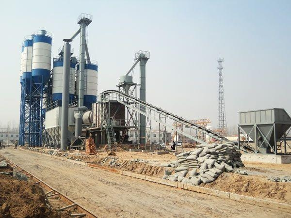 Cheap Professional Design 30T/H Dry Mortar Mix Plant for sale