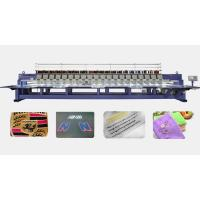 Buy cheap Embroidery Machine Product name:High Speed Flat embroidery machine from wholesalers