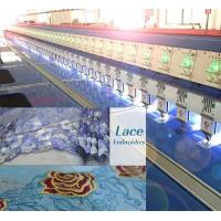 Buy cheap Embroidery Machine Product name:Lace embroidery machine from wholesalers