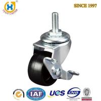Best 2.5-inch Light Duty Swivel Caster with Brake wholesale