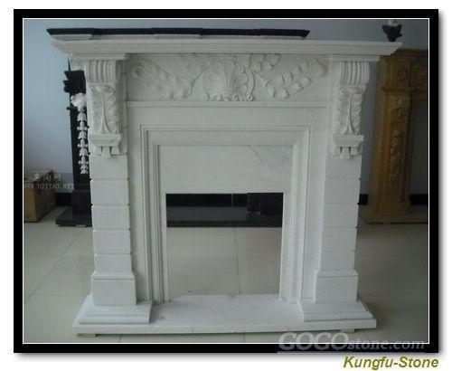 Cheap Bathtubs | Dreambath To sell White Marble Fireplace Mental for sale