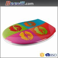 Best Lovely Colorful Decorative Toilet Seat Cover wholesale