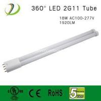Buy cheap 18W 2G11 Led Lamp with UL listed from wholesalers