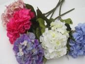 Buy cheap Large Artificial Hydrangea Stem from wholesalers