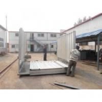 Economic Steel Storage Sheds , Galvanized Storage Container House