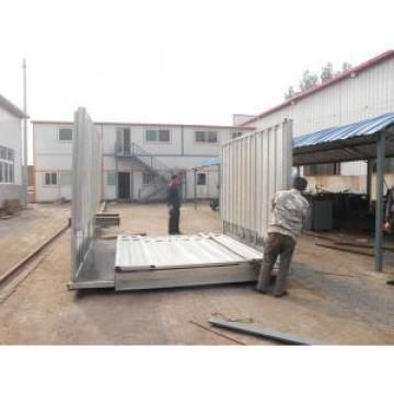 Cheap Economic Steel Storage Sheds , Galvanized Storage Container House for sale