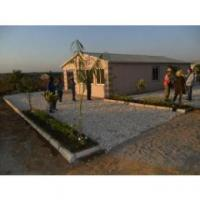 Best OEM Family Living Concrete Prefabricated House With Cement Sandwich Panel wholesale
