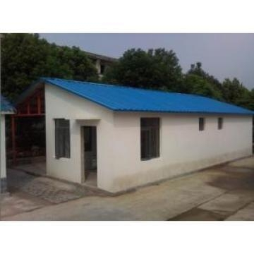 China Sound Insulation Concrete Prefabricated House For Disaster Area