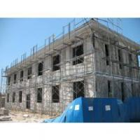 Best Light Weight Concrete Prefabricated House , EPS Cement Sandwich Panel Homes wholesale