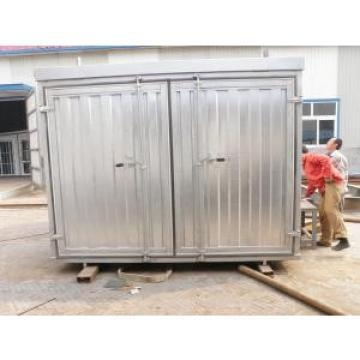 Cheap Folding Steel Storage House Container for sale