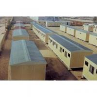 Best Sandwich Panel Mobile Modular Homes , Connected Base Modular Movable House wholesale