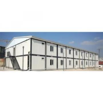 China Prefabricated Mobile Modular Homes With 15mm Plywood Floor