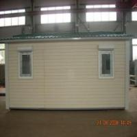 Best Mobile Modular Homes With Heating Insulation Panels and Anti-rust Steel Frame wholesale
