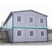 Best Sandwich Panel Mobile Modular Homes , Two Storey Modular Guest House wholesale
