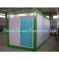 Best Affordable Mobile Modular Home , Low Cost Portable Storage Units wholesale