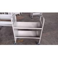 Buy cheap Steel Book Shelf Assembled Movable Library Steel Book Carrier from wholesalers