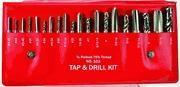 Best 20 Pc. Tap & Drill Set #4-1/2 NF Tap/#43-29/64 Drill ET50104 wholesale