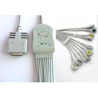 Best Burdick EK-10 10lead EKG Cables,IEC/AHA,banana/Clip from Factory wholesale