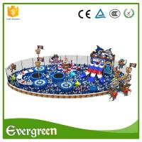 Best Kids Plastic Toy Ocean Themed Indoor Playground Equipment for Home wholesale