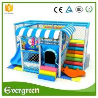 China Customized Sea Theme Used Playground Equipment for Sale on sale