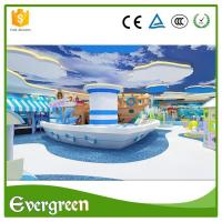 China Children Naughty Castle Indoor Soft Play Areas Playground on sale