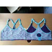 Multi-Fit Wire free seamless yoga sports maternity/nursing bra