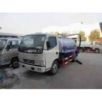 China DONGFENG 4x2 septic tank pump truck on sale