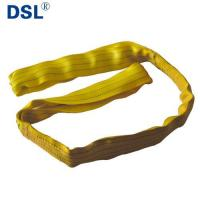 Buy cheap High Strength Round Lifting Slings Single or Double Ply from wholesalers