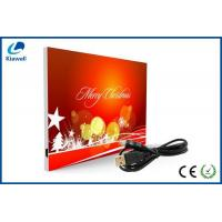 China USB recordable christmas cards on sale