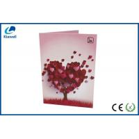 China Recordable greeting cards on sale