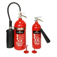 China UL Listed Fire Extinguisher CO2 Fire Fighting Equipment on sale
