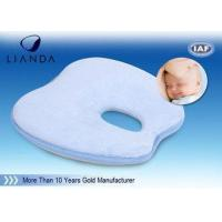 Buy cheap 100% Cotton Small Toddler Pillow , Infant Sleep Pillow For Baby from wholesalers