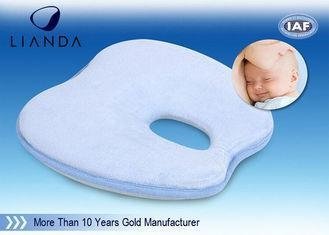China 100% Cotton Small Toddler Pillow , Infant Sleep Pillow For Baby