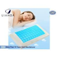 Cheap Summer Fashion Silicone memory foam Cooling Gel Pillow summer season products for sale