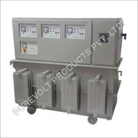China Servo Controlled Voltage Stabilizer on sale