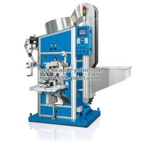 China Automatic Hot Foil Stamping Machine for Irregular Caps on sale