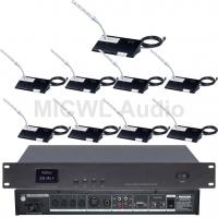 MICWL A351M-12 Digital Wired Gooseneck Conference Microphones System