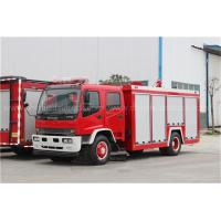 Best Isuzu 4X2 Fire Fighting Trucks with 8, 000 Litres Water Tank wholesale