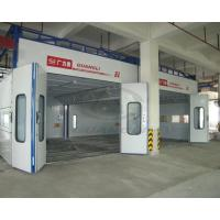 Spray Booth Model: Multi-bays Line