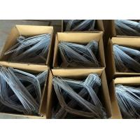 Best Powder Coated Metal Wire Hanger 16 Inches 2.2mm Wire Coat Hanger For Laundry wholesale