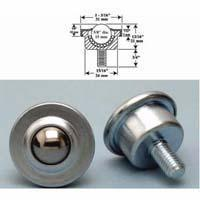 Buy cheap Machined Stud Mounted Style 2 Ball Transfers from wholesalers