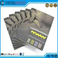 High Quality Book Printing Perfect Binding With Sewn
