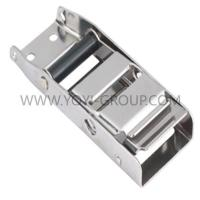 China Stainless Steel/Steel Spring Load Locking Buckle Over Centre Buckle on sale