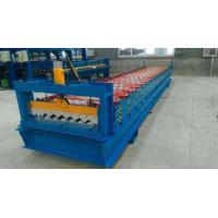 4.0kw Automatic Roll Forming Machines For 0.40 - 0.80 Mm Thickness Material