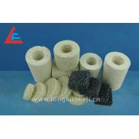 China Alumina Foam Filter on sale