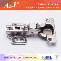 China cabinet hinge 35mm Iron shallow cup cabinet door hinge on sale