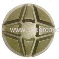China Concrete Polishing Toolings Nato Wet Dry Concrete Polishing Pads on sale